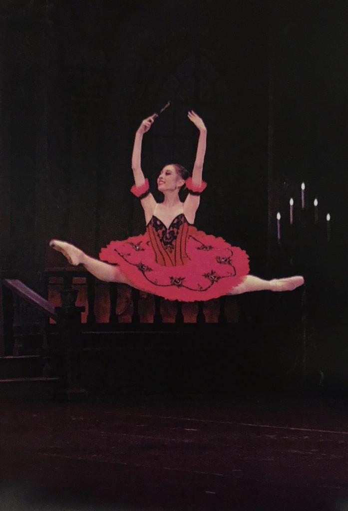 SHUKO HASEGAWA バレエ クラス