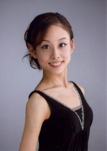 クラシックバレエインストラクター長谷川修子